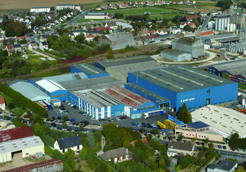 usine thyssen espagne